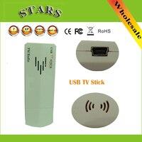 Цифровой USB 2 0 аналоговый ТВ-тюнер  приемник  fm-радио с пультом дистанционного управления для ПК и ноутбука  бесплатная доставка