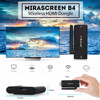 MiraScreen B4 Wireless HDMI Dongle 2 4GHz Media TV Stick Support Miracast Airplay DLNA