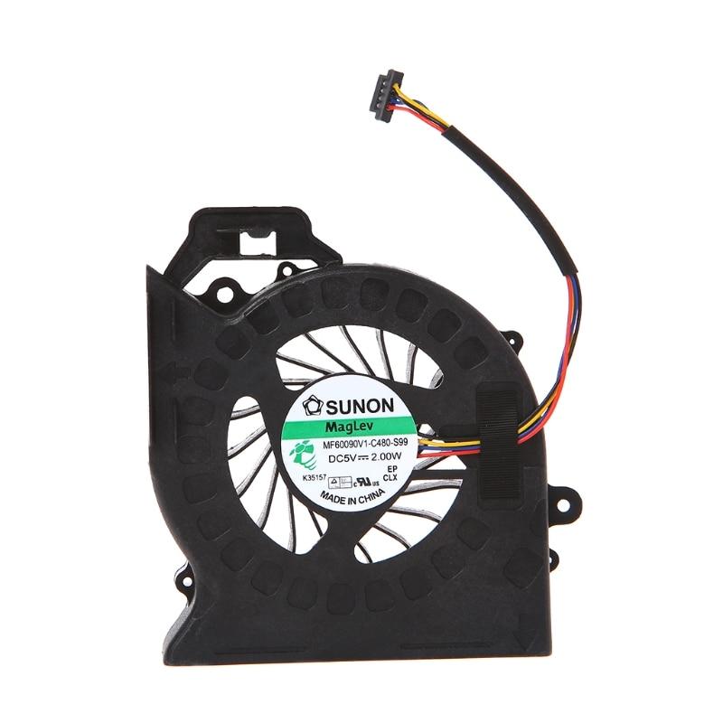 Computador portátil cooler cpu ventilador de refrigeração para hp pavilion dv6 DV6-6000 DV6-6050 DV6-6090