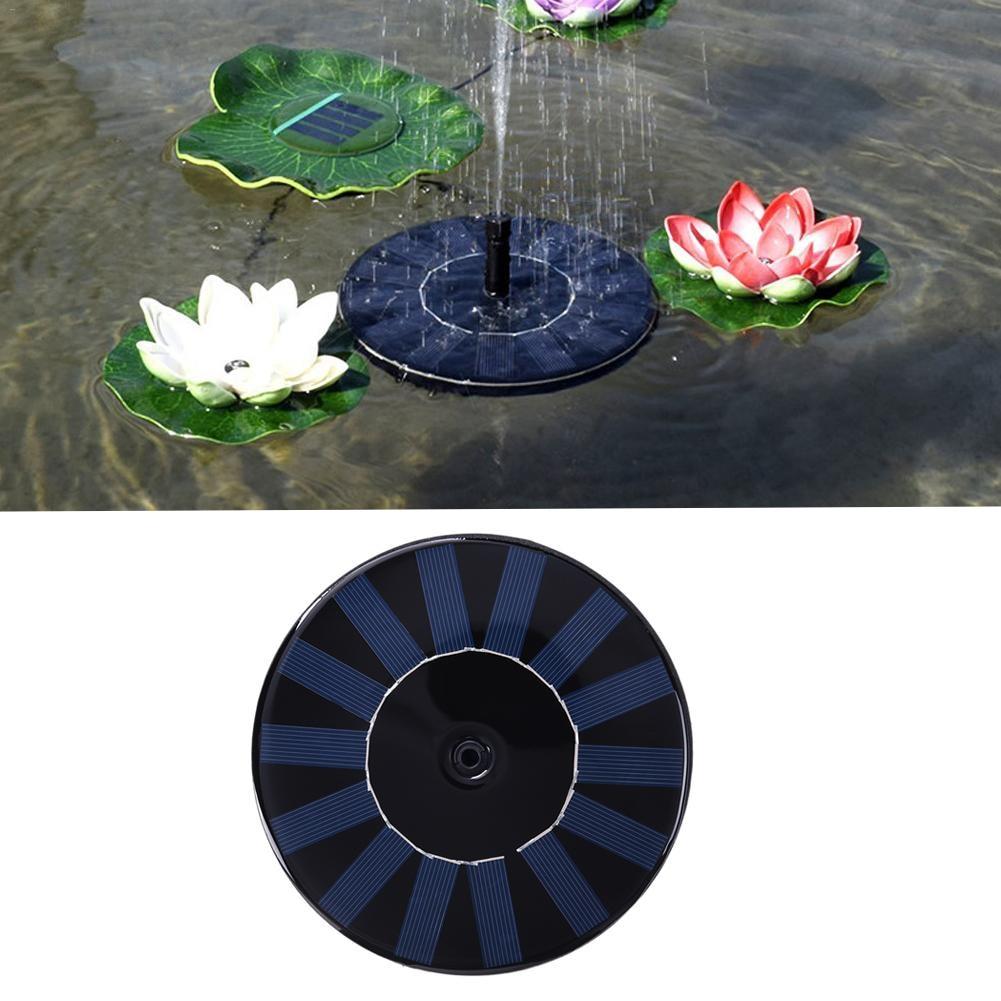 200l H Solar Fountain Solar Water Fountain Garden Pool