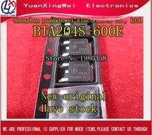 20PCS BTA204S 600E 204S6E SOT 252 IC
