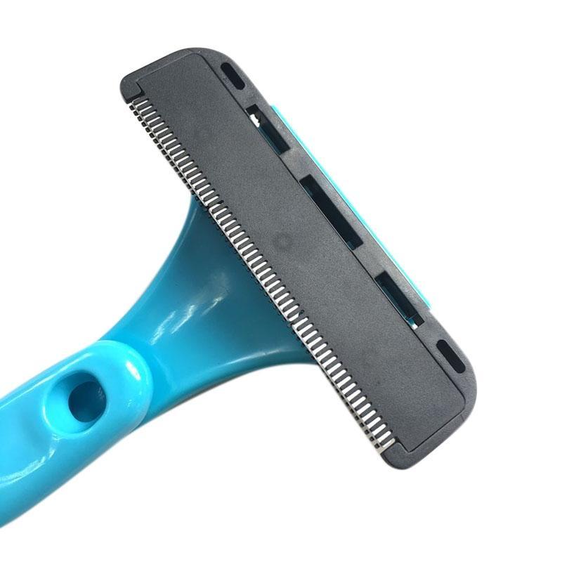 Folding SHAVER Back Hair Shaver Safety Razor Blades Body/Back Hair Removal Safe and Practical