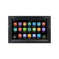 KLYDE 2 Din 7 Android 8,1 радио автомобиль PEUGEOT PG 3008/5008 PG партнер 2010 2016 мультимедийный плеер стерео DVD аудио Canbus