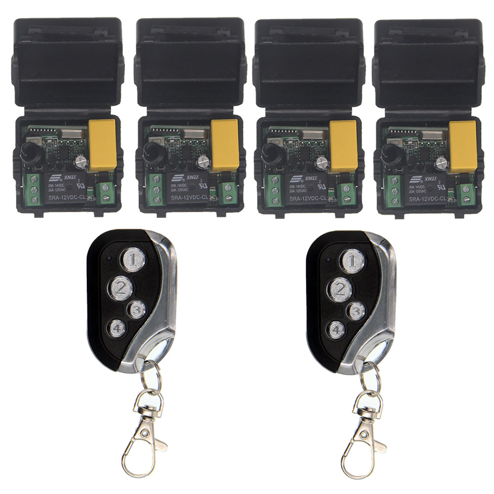 Mini Size AC 220V 1CH 1 CH Wireless Remote Control Switch Relay Output Radio Receiver Module and Transmitter,Toggle