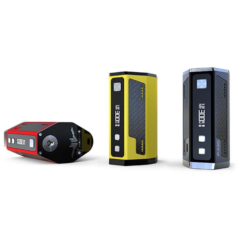 ФОТО 100% Original IJOY MAXO QUAD TC BOX MOD 315W Temp Control Vape Mod with Customizable Appearance and Firmware Upgradable System
