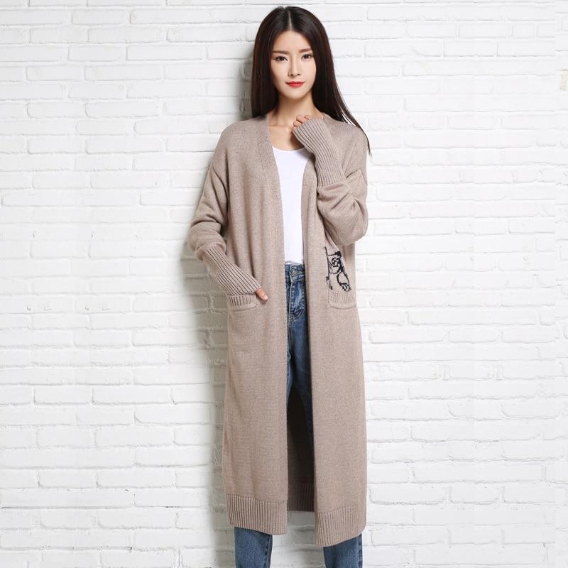 adohon 2018 дамски зимни пуловери от - Дамски дрехи - Снимка 1