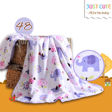 Baby Blankets 2017 New Thicken Double Layer Coral Fleece Infant Swaddle Envelope Wrap Newborn Baby Bedding Blanket
