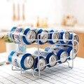 OTHERHOUSE кухонный Органайзер держатель для пива стойка для хранения кухонная стойка органайзер для холодильника банка держатель для пивного ...
