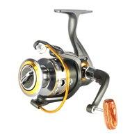 11BB Spinning reel fishing High chất lượng kim loại Cá Bấn 1000-7000 series spinning reel cho feeder fishing