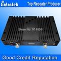 Nova 3G Repetidor 2100 mhz UMTS 2100 MHz Amplificador Display LCD de Controle de Ganho 75dbi Sinal Impulsionador WCDMA 2100 3G Repetidor Impulsionador S20