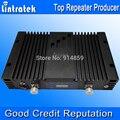 Nueva 3G Repetidor 2100 mhz 75dbi Control De Ganancia Booster WCDMA UMTS 2100 MHz Amplificador de Señal de la Pantalla LCD 2100 3G Repetidor Booster S20