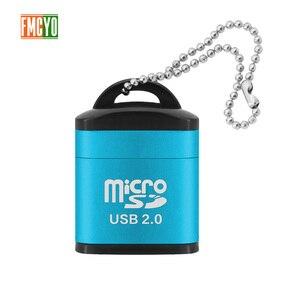Image 5 - Mini tarjeta Micro SD teléfono móvil de alta velocidad TF lector de tarjetas de memoria ordenador Coche lector de tarjetas de altavoz