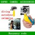 KingMa GoPro Bobber Плавающей Ручной Придерживайтесь Рукоятки Монопод Для Go Pro Hero 2 3 +/3 4 Sj4000 Сяо yi Спорт и Видео Камеры