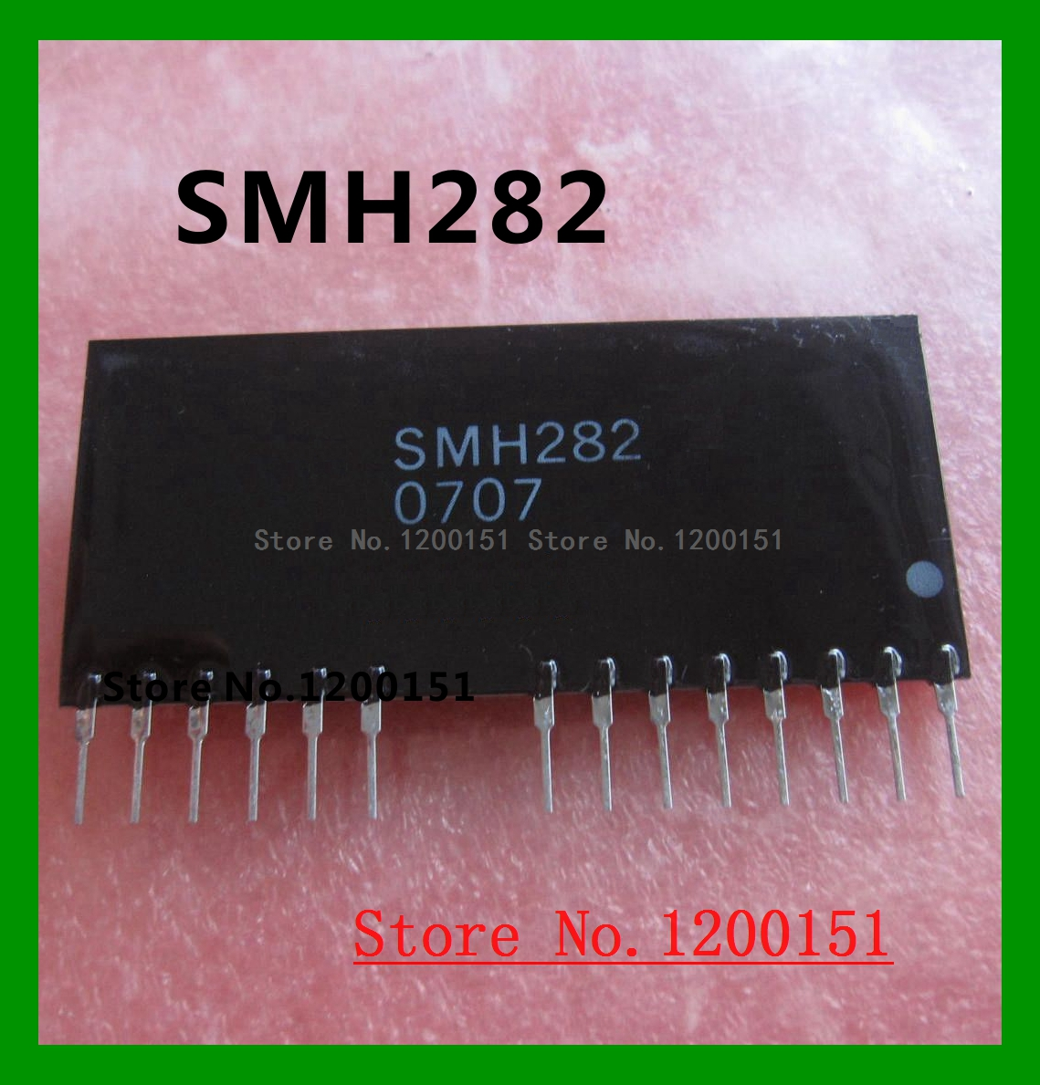SMH282 HYC4000SMH282 HYC4000