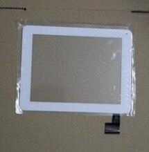 Original NOUVEAU 8 pouce écran Tactile QSD 8007-03 pour Digma iDsD8 3G écran tactile numériseur noir et blanc stock
