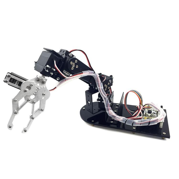 5 DOF Alloy Robot Arm Clamp (2)