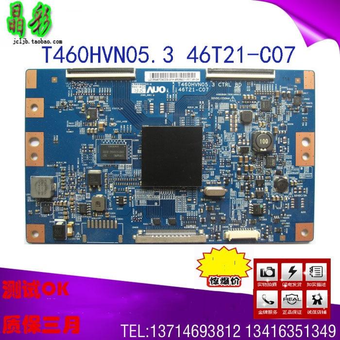 T460HVN05.3 46T21-C07 FOR SAMSUNG UA50F6100AJ Logic board