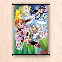 Decorative-Picture Wall-Scroll-Poster Japanese Home-Decor Anime Cure-Dream Pretty Karen