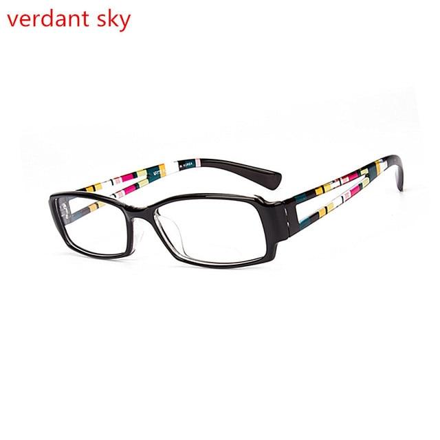 a2e9ab0d3a Fashion Female Glasses TR 90 Eyewear Cat Eyes Stylish Optical Glasses Frame  for Women Brand prescription