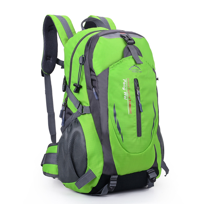 Warterproof Outdoor backpacks Large Capacity Sports Bags Women Men Durable Rucksack Climbing Mountaineering Bag XA6WD