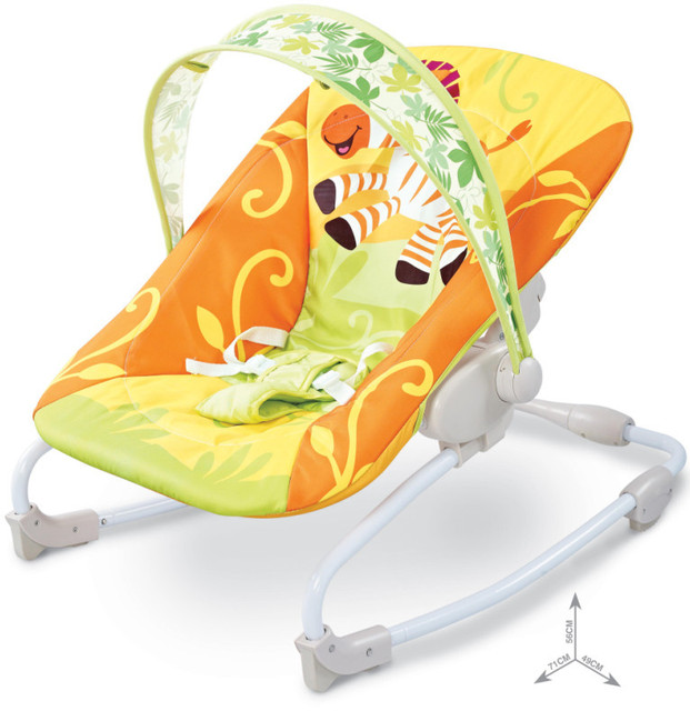 6a87911db Free shipping Bright Starts Mental Baby Rocking Chair Infant ...