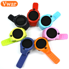 VM75 Kids Smart Watches with Camera WIFI GPS Location Touch Screen Smartwatch SOS Anti-Lost Monitor Tracker baby Children Watch