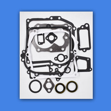 New 590777 Engine Gasket Set for Briggs & Stratton  Replaces # 794209, 699933, 298989 Free Shipping new full gasket kit z 5 87814 206 0 for 3lb1 engine mini excavator free shipping