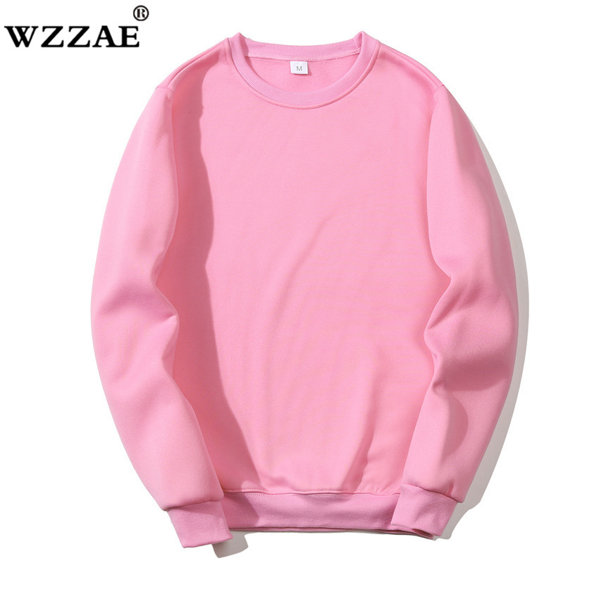 Solid Sweatshirts Spring Autumn Fashion Hoodies Male Warm Fleece Coat Hip Hop Hoodies Sweatshirts 5