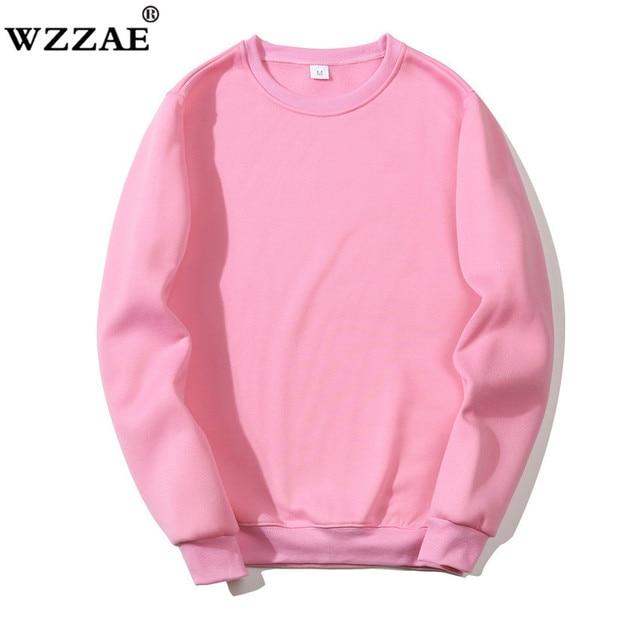 Solid Sweatshirts Spring Autumn Fashion Hoodies Male Warm Fleece Coat Hip Hop Hoodies Sweatshirts 41