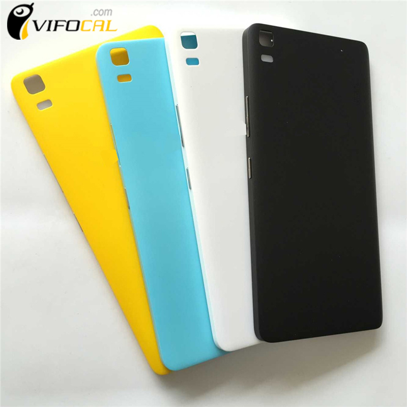 For Lenovo k3 Note battery cover + buttons 100% New Durable back case For Lenovo K50-T5 A7000 Mobile Phone - In Sto