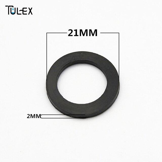 Aliexpress.com : Buy 100PCS 21mm Rubber Washer Female Thread Gasket ...