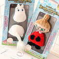 Newstyle  mobile moomin character plush doll for cover ,littlemy plush for cover all things
