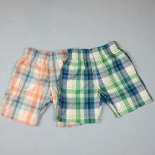 أزياء الصيف للأطفال ملابس الأطفال الصبي السراويل السراويل الرياضة كامو البضائع الصليب بنطلون BOY PORTERNED SHORTS1601