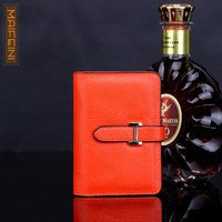 The New Wallet Woman Pumping With Leather Wallet Korean Short Paragraph Clutch Card Package Women S