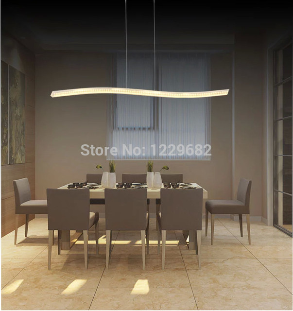 2015 New Fashion LED Dining Room Chandelier For Home Kitchen Decorative Hanging Light Modern
