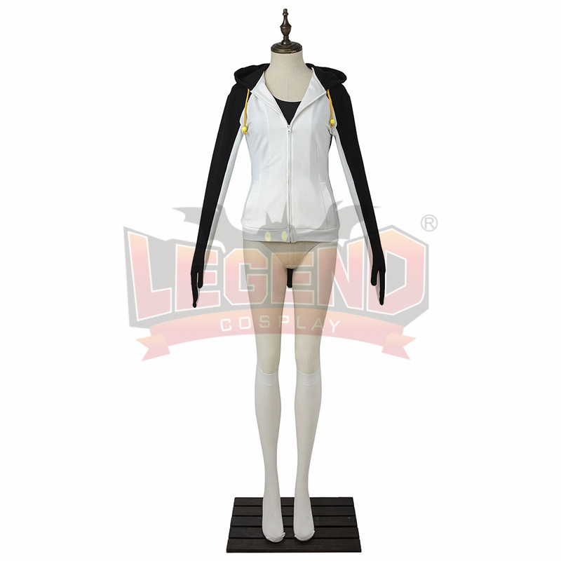 Cosplay legend kemono friends Eudyptes chrysocome Rockhopper penguin Iwatobipengin Cosplay adult costume all size custom made