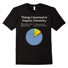 Buy organic chemistry t shirt and get free shipping on