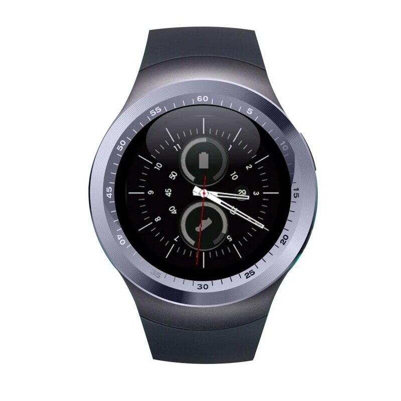 imágenes para Smart watch y1 apoyo nano sim y tarjeta de tf con whatsapp y facebook fitness smartwatch para android ios teléfono