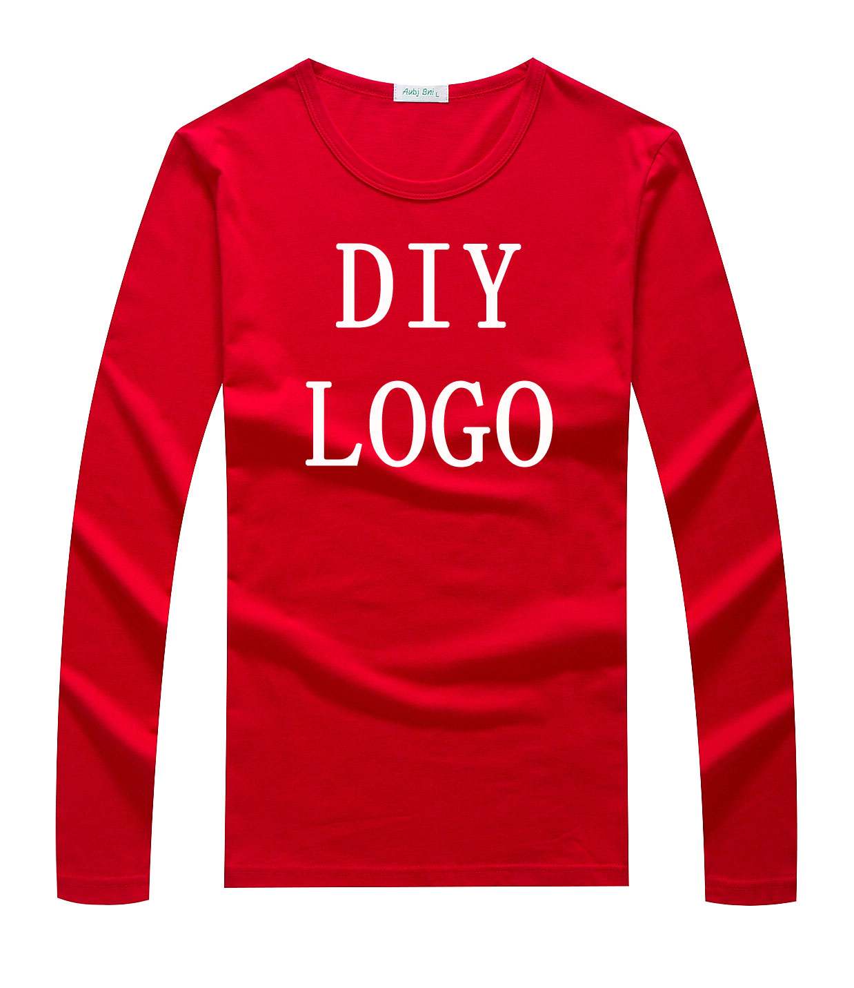 Design your own t shirt las vegas - Custom Logo Long Sleeve Shirt Plain Logo Diy Tshirt Customized Pattern Print Embroidery Design Your Owner T Shirt Top Tee Shirts