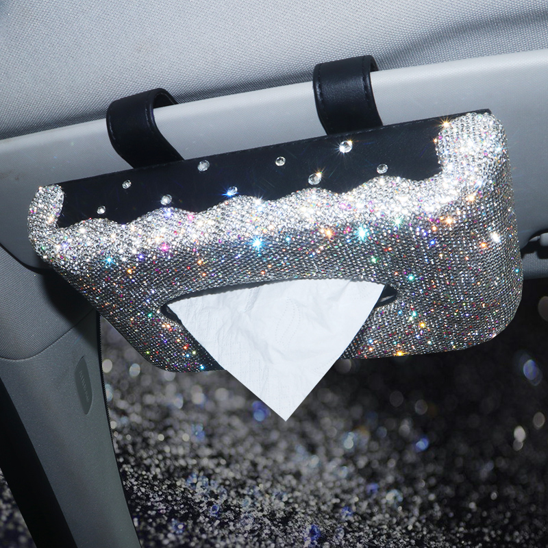 capa suporte papel para meninas feminino acessórios do carro