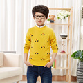 Baby Cardigan Winter Children Clothes Cartoon Monster Boys Sweater Casual Wool Cardigan Thicken Warm Sweaters Kids Clothes