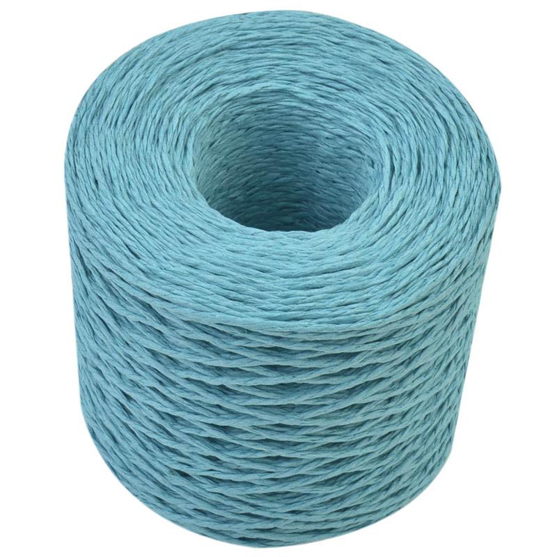 200 Metres Roll of Paper Raffia Cord Craft Twine Rope String Craft DIY Scrapbook