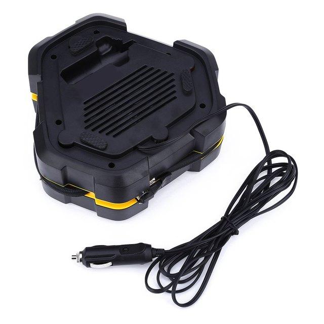 Portable 12V Car Auto Electric Air Compressor Tire Inflator Pump