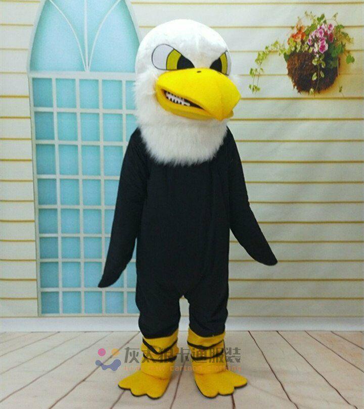 Aigle mascotte Costume costumes Cosplay partie jeu robe tenues vêtements publicité carnaval Halloween noël pâques Festival adultes