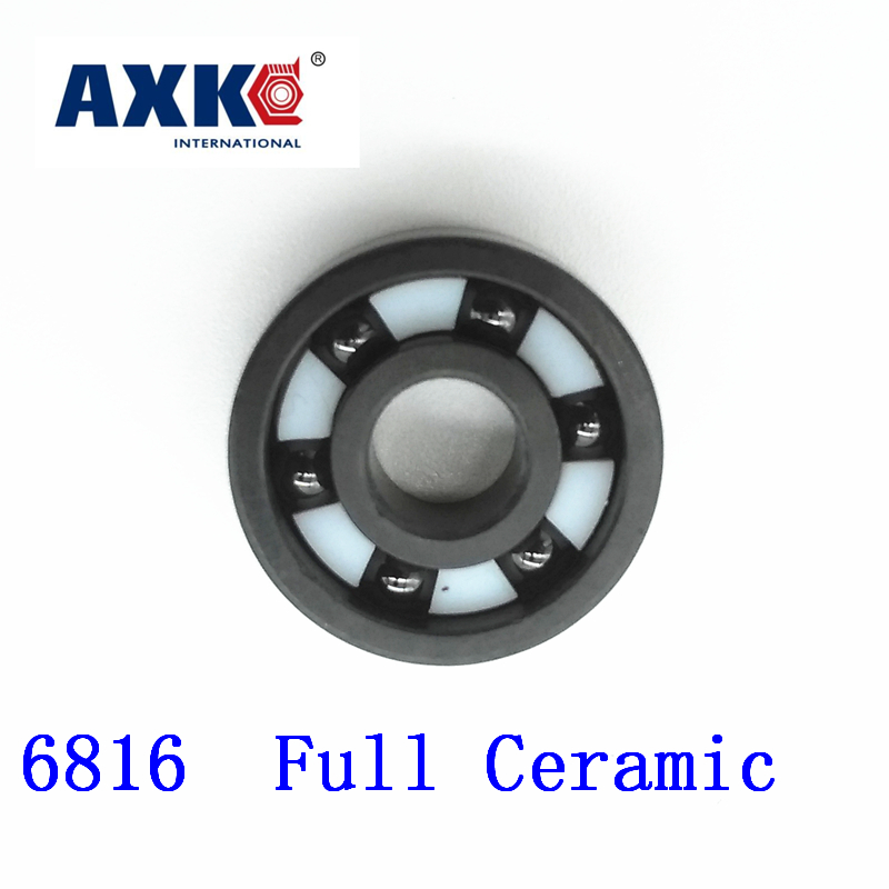 Axk 6816 Full Ceramic Si3n4 80x100x10 61816 80mm 100mm
