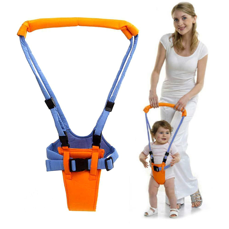 Handheld Baby Walker Kids Toddler Baby  Adjusted Baby Learning Walker Harness
