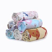 Cartoon Cotton Diaper pad