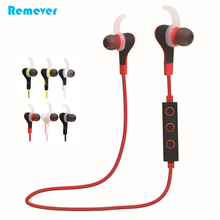 Newest Wireless Bluetooth Earphone With Microphone HD Stereo In ear Headset Sport Earbuds for iphone Samsung/Huawei /Xiaomi