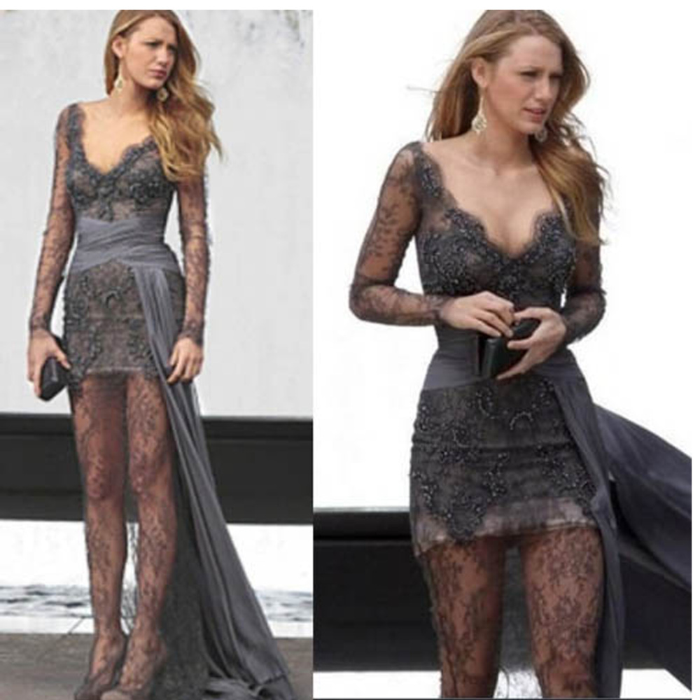 Blake lively lace dresses
