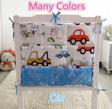 Детская кроватка подвесная сумка для хранения органайзер детской